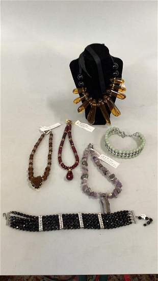 6 Pieces Better Costume Jewelry
