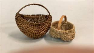 2 Country Baskets