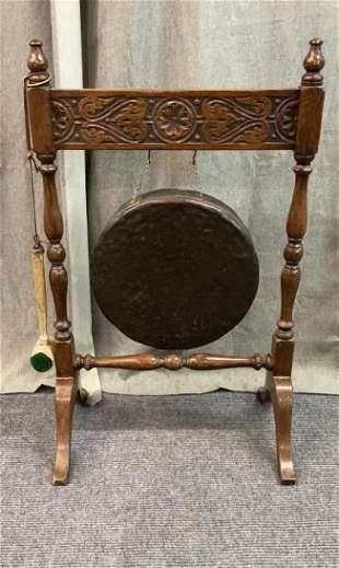 Buddhist Vihara Gong