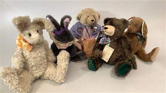 5 Bears and Rabbits