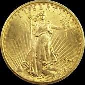 1924-D $20.00 GOLD