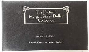 HISTORIC MORGAN SILVER DOLLAR COLLECTION