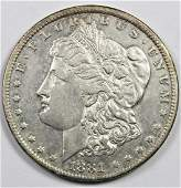 1881CC MORGAN DOLLAR