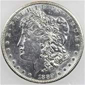 1889S MORGAN DOLLAR