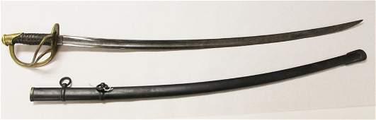 EMERSON AND SILVER TRENTON CIVIL WAR SWORD