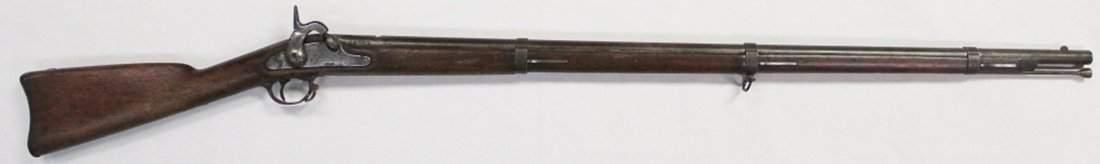 1863 NORWICH CT US CIVIL WAR MUSKET