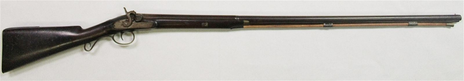 UNMARKED CIVIL WAR MUSKET