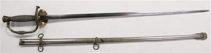 SCHNITZLER SOLINGEN CIVIL WAR SWORD