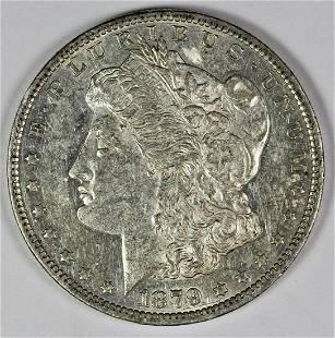 1879O MORGAN SILVER DOLLAR