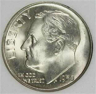 1950S ROOSEVELT DIME