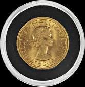 1964 ENGLAND GOLD
