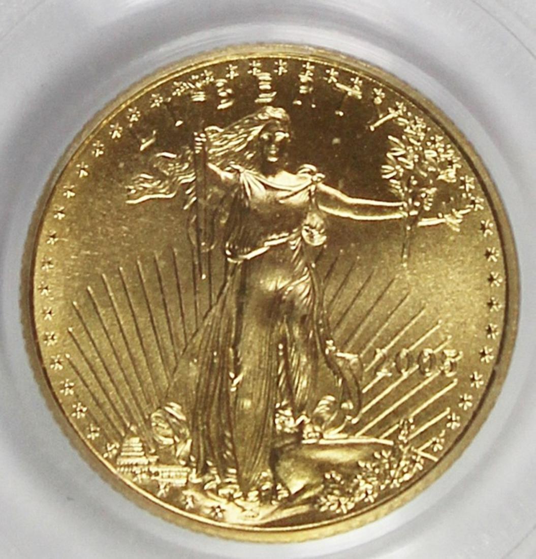 2005 1/10 OZ AMERICAN GOLD EAGLE