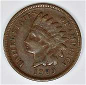 1909S INDIAN CENT