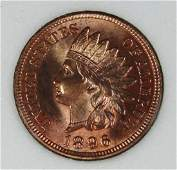 1896 INDIAN CENT