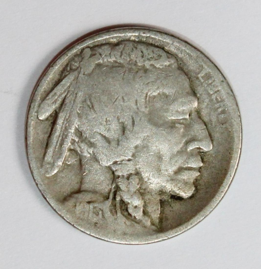 1913-S TYPE 2 NICKEL