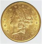 1882-CC $20 LIBERTY GOLD