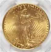 1927 $20 ST GAUDEN'S GOLD