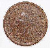 1864-L INDIAN CENT