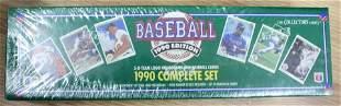 1990 UPPER DECK BASEBALL SET