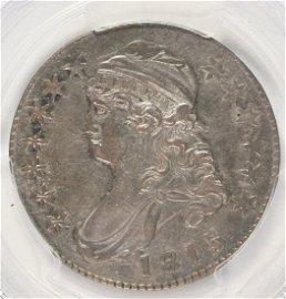 1815/2 BUST HALF DOLLAR