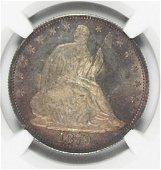 1879 SEATED HALF DOLLAR