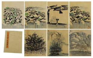 Ten Chinese Painting