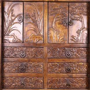 A HUANGHUALI CABINET
