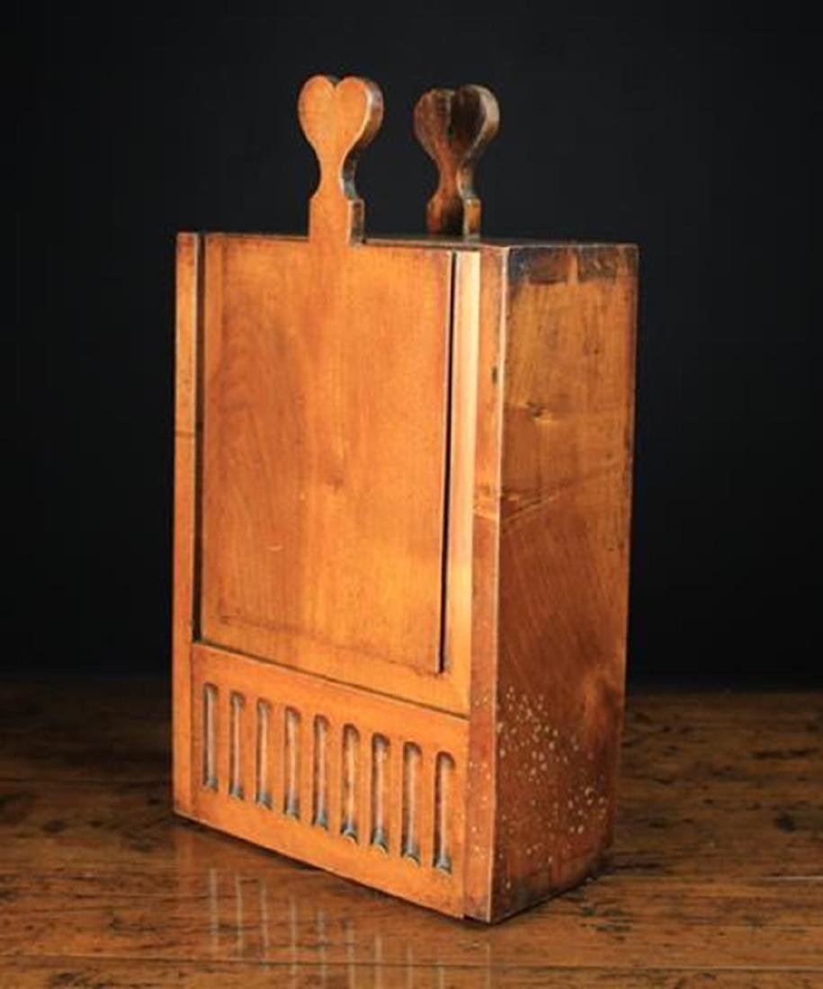 A Fine 18th/Early 19th Century Cherry wood Hanging