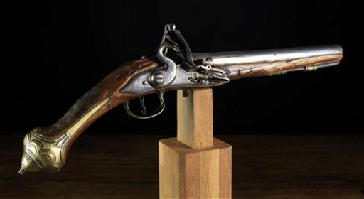 Virginia Flintlock Rifle Kit