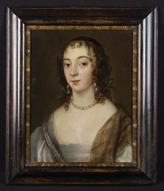 Attributed to Theodore Russel (1614-1688) An Oil o