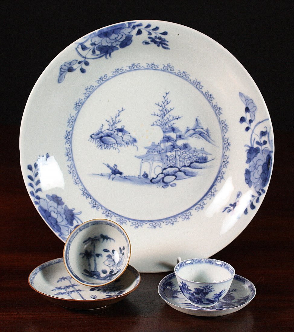 1: A Collection of Nanking Cargo Blue & White China: A