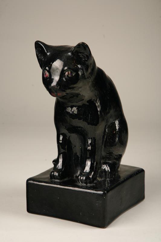 7: OHIO POTTERY CAT.
