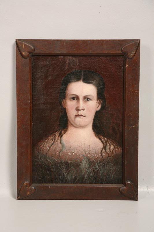 13: PORTRAIT OF ROSETTA PATTERSON.