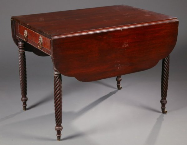 421: PEMBROKE TABLE.