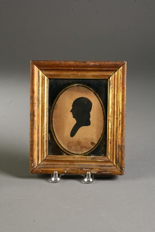 2006:  SILHOUETTE.    Probably American, 19th century.