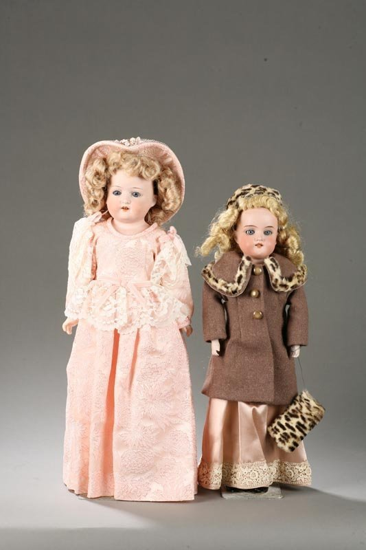 16: TWO DOLLS.