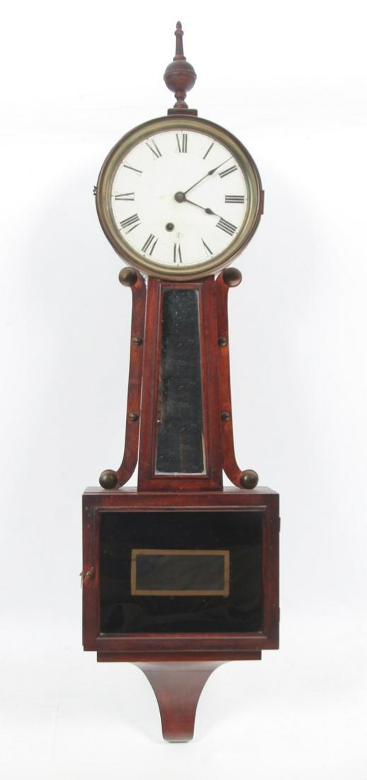INGRAHAM BANJO CLOCK.