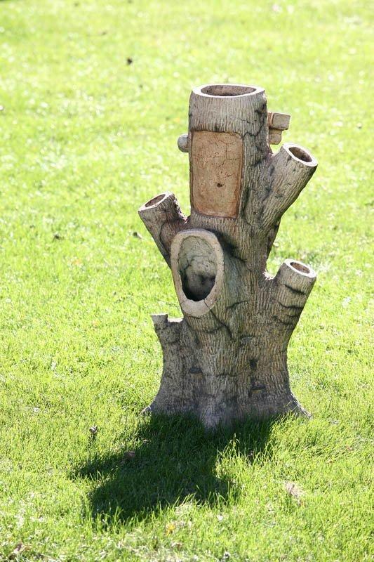 439: SEWERTILE TREE STUMP PLANTER