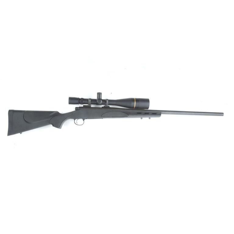 *REMINGTON ARMS MODEL 700 SPS VARMINT LH RIFLE
