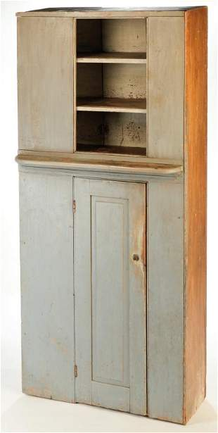 VERMONT WALL CUPBOARD.