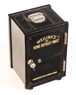 "OHIO ""MEILINK'S"" SMALL SAFE."