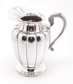 "MEXICAN ""STERLING"" PITCHER."