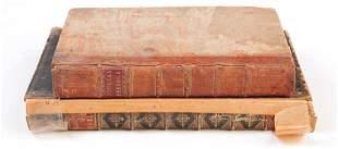 TWO BOOKS ON SCOTTISH NOBILITY BY DOUGLAS.