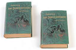 THROUGH THE DARK CONTINENT BY HENRY STANLEY