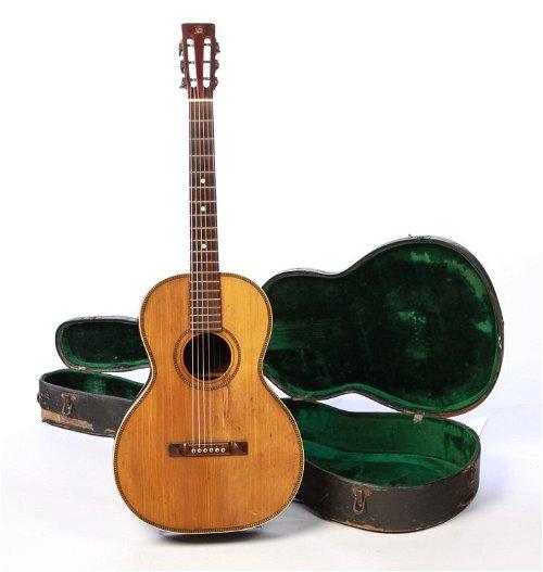 Guitars & Guitar Cases