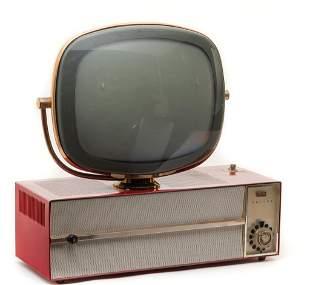 """""""PHILCO PREDICTA"""" TELEVISION."""