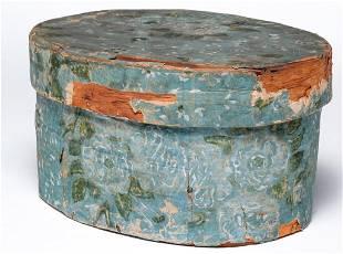 AMERICAN BAND BOX BY HANNAH DAVIS.