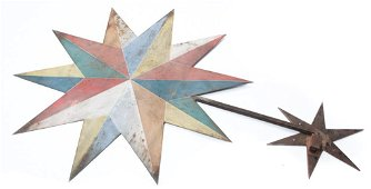 AMERICAN TIN BARN STAR.