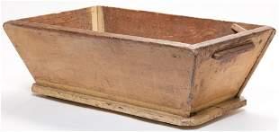 AMERICAN TABLE TOP DOUGH BOX BASE.