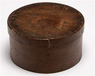 AMERICAN BENTWOOD PANTRY BOX.